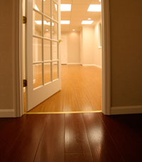 Finished Basement Flooring in Edison, New Jersey