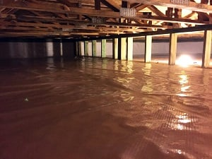 Crawl space encapsulation & repair system in NJ & Staten Island
