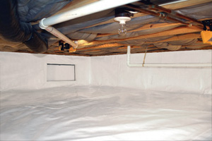 Crawl Space Repair After in NYC, Brooklyn, Bronx, Astoria