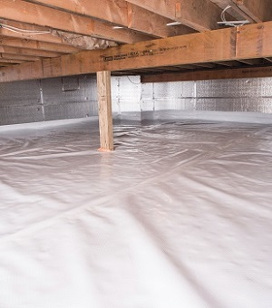 Installed Crawl E Insulation In Ridgewood