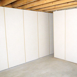 best way to make an unfinished basement look its best these basement