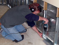 Everlast Finished Wall Restoration System Permanently